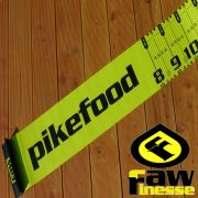 RawFinesse The Scale Measuring Tool Maßband 20cmX145cm in Zentimeterschritten Farbe Pikefood