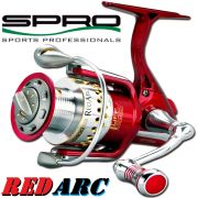 Spro Red Arc Tuff Body 10300 Spinnrolle 9+1 Lager 306g 5,2:1 150m / 0,28mm
