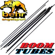 Behr Anti Tangle Boom Tubes Abstandhalter ca. 31cm steif ideal für Anti-Tangel-Montagen 10 Stück im Set