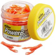 Berkley Power Bait 1 Sparkle Craw 2,5cm Orange Scales 20 Stück