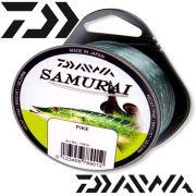 Daiwa Samurai monofile Angelschnur für Hecht 250m 0,40mm 12,4kg Zielfischschnur