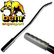 Behr Stick Boilie-Wurfrohr ca. 60cm für Boilies bis 22mm mit gummiertem Handgriff zum werfen von Boilies & Partikeln