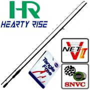Hearty Rise EGI Collector CO-892H Spinnrute WFG 15-40g Länge 2,67m SNVC NET-V II Blank Tangle Free Guides Top Zanderrute