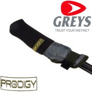 Greys Prodigy Tip & Butt Protectors Neopren Rutenspitzen & Handteilschutz Set 2 teilig für eine Rute