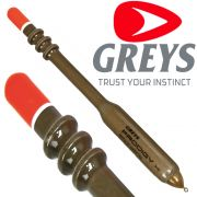 Greys Prodigy Rippla 20 Loaded Bodied Waggler Pose Tragkraft 16g Wagglerpose ideal für die Distanz oder starkem Wind