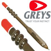 Greys Prodigy Rippla 20 Loaded Bodied Waggler Pose Tragkraft 14g Wagglerpose ideal für die Distanz oder starkem Wind