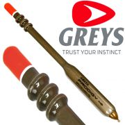 Greys Prodigy Rippla 20 Loaded Bodied Waggler Pose Tragkraft 18g Wagglerpose ideal für die Distanz oder starkem Wind