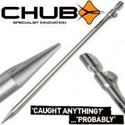 Chub Precision Bank Stick Rutenständer aus voll Metall 50,8 cm lang extrem stabil