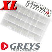 Greys Prowla Lure Box X-Large Köderbox Größe X-Large 36X22X8cm Kunstköderresistent