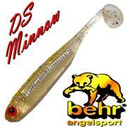 Behr Trendex Drop Shot Minnow 5cm Farbe 02 / Sunfish 5 Stück im Set Barsch, Döbel & Forellenköder