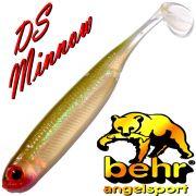 Behr Trendex Drop Shot Minnow 10cm Farbe 04 / Baitfish 4 Stück im Set Barsch, Döbel & Forellenköder