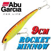 Abu Garcia Rocket Minnow Wobbler 9cm 10g Tiger