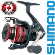 Shimano Aernos 4000 FB Stationärrolle 5+1 Lager 320g 260m/0,25mm 5,2:1 Übersetzung