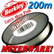 Berkley Trilene Sensation Mono Angelschnur 200m 12,1kg 0,35mm Meterware