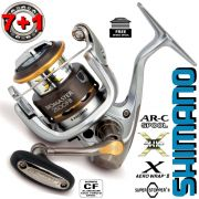 Shimano Biomaster 3000SFB Stationärrolle 7+1 Lager 260g 5,0:1 240m / 0,18mm X-Ship System
