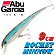 Abu Garcia Rocket Minnow Wobbler 9cm Mackerel