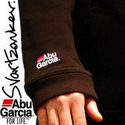 Abu Garcia Svartzonker Hoodie Kapuzenpullover Gr. M Farbe Schwarz