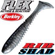 Berkley Flex Rib Shad 2,5 6,5cm Gummifisch Natural 1 Stück