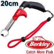 Berkley Pistol Lip Grip 8 Fischgreifer mit Pistolengriff 20cm PU beschichteter Greifer ideale Landehilfe