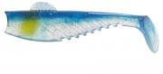 Berkley Power Bait Fat Ripple Shad Gummifisch 5 - 13cm Ocean 3 Stück Gummifischset