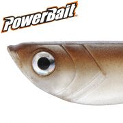Berkley Power Bait Pulse Shad Gummifisch 11cm Smelt 3 Stück im Set!