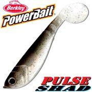 Berkley Power Bait Pulse Shad Gummifisch 14cm Natural 3 Stück im Set!