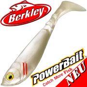 Berkley Power Bait Pulse Shad Gummifisch 14cm Pearl White 2016 / 25 Stück im Set NEU 2016