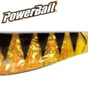 Berkley Power Bait Pulse Shad Gummifisch 14cm Perch 3 Stück im Set!