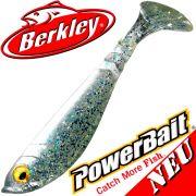 Berkley Power Bait Pulse Shad Gummifisch 14cm Sparkle Pearl 2016 / 25 Stück im Set NEU 2016