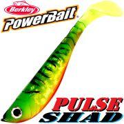 Berkley Power Bait Pulse Shad Gummifisch 6cm Firetiger 1 Stück