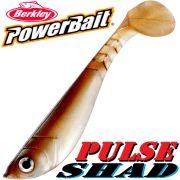 Berkley Power Bait Pulse Shad Gummifisch 6cm Smelt 25 Stück im Set!