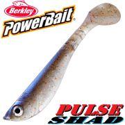 Berkley Power Bait Pulse Shad Gummifisch 8cm Pearl Blue 1 Stück