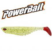 Berkley Power Bait Ripple Shad 3,5 Gummifisch 9cm Firetiger 5 Stück im Set Barsch & Zanderköder