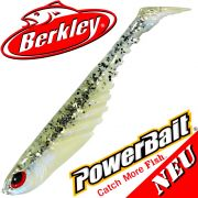 Berkley Power Bait Ripple Shad 3,5 Gummifisch 9cm Silver Magic 5 Stück im Set NEU 2016