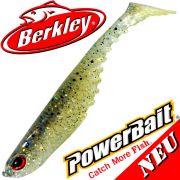 Berkley Power Bait Ripple Shad 4 Gummifisch 11cm Blue Shiner Gold 5 Stück im Set NEU 2016