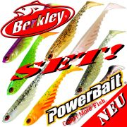 Berkley Power Bait Ripple Shad 4 Gummifisch-Set 2016 / 11cm 8 Farben a 25 Stück = 200 Stück im Set