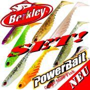 Berkley Power Bait Ripple Shad 5 Gummifisch-Set 2016 / 13cm 8 Farben a 1 Stück = 8 Stück im Set