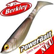 Berkley Powerbait Pulse Shad Gummifisch 8cm Smelt 2016 / 1 Stück NEU 2016