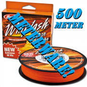 Berkley Whiplash Blaze Orange 500m 0,21mm 26,4Kg