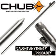 Chub Precision Lite Bank Stick Rutenständer aus voll Metall 50,8 cm lang extrem stabil