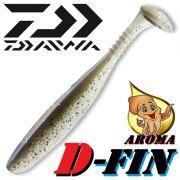 Daiwa Tournament D-Fin Gummifisch 3 - 7,6cm Farbe Pro Blue mit Tintenfisch-Aroma 1 Stück