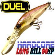 DUEL Hardcore Longbill 90SP Farbe GSWS 90mm 12g Suspending Tauchtiefe 2,5-3,5m Barsch&Zanderköder