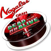 Gran Nogales Dead or Alive Nylon Hauptschnur mit 18lb - 8,16kg Tragkraft und 0,370mm Durchmesser