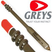 Greys Prodigy Rippla 20 Loaded Bodied Waggler Pose Tragkraft 20g Wagglerpose ideal für die Distanz oder starkem Wind