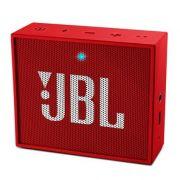 JBL GO Bluetooth Lautsprecher Farbe Rot 5 Stunden Akkulaufzeit Freisprechfunktion, Mikorfon, 3,5mm Klink & Micro USB