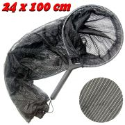 Koikescher Umsetzschlauch Size Small 24X100cm Fischkescher Teichkescher Fischumsetzschlauch Koi Kescher