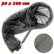 Koikescher Umsetzschlauch Size Medium 30X100cm Fischkescher Teichkescher Fischumsetzschlauch Koi Kescher Koischlauch