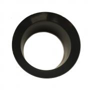 PVC-U Rohr Reduzierung 63mm auf 32mm mit Klebemuffe PN 10 nach DIN 8063 Formteil Fitting zum kleben