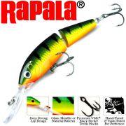 Rapala Jointed Deep Husky Jerk Wobbler Suspending Farbe Perch 8cm 5g VMC Hooks