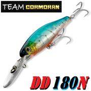 Team Cormoran DD 180N Schleppwobbler 180mm 108g Floating 1 Stück Farbe Blue Shiner